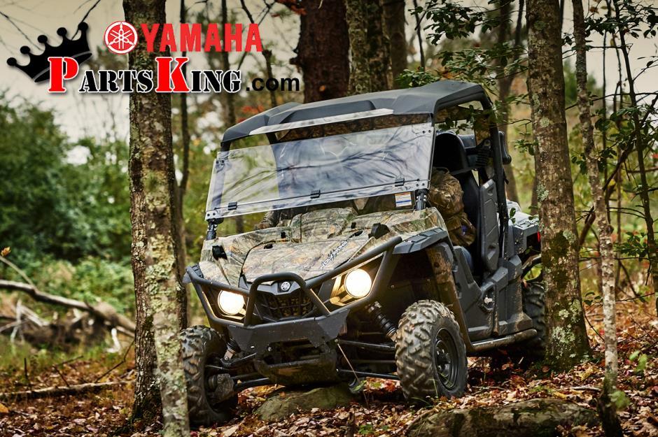 2016 Yamaha Wolverine 700 Camo sxs!