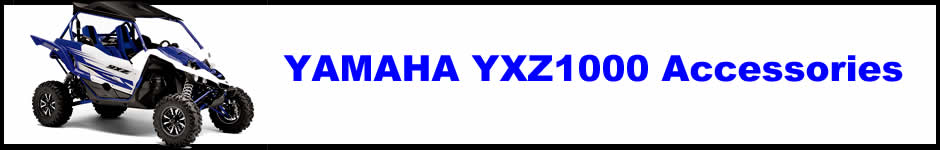 Discounted Yamaha YXZ1000 SXS Accessories for sale from Yamaha parts king your # 1 online source for Yamaha YXZ1000 Accessories.