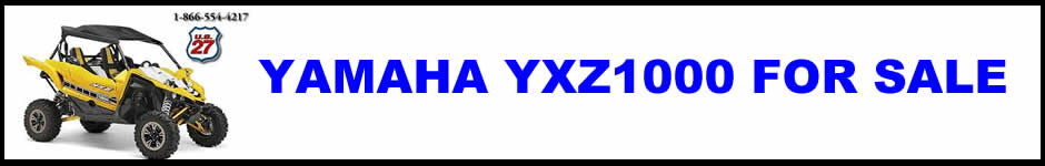 Yamaha YXZ1000 For sale